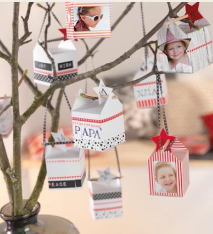 škatlice s foto nalepkami kot adventni koledar (2)
