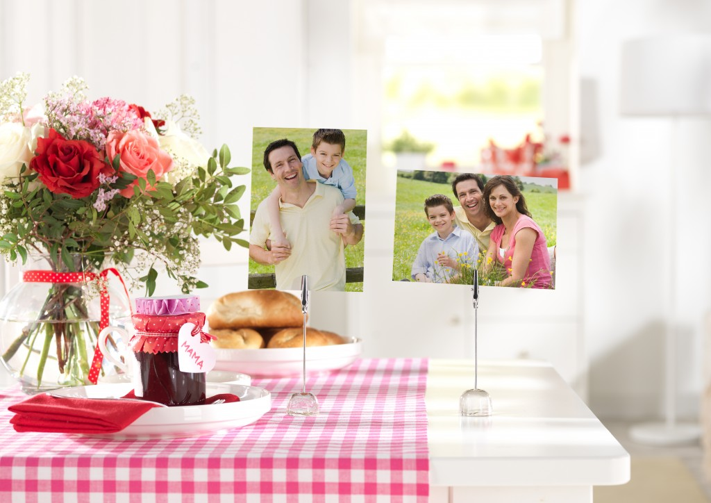 Zajtrk s šopkom in fotografijami