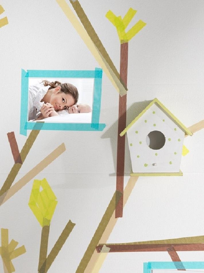 Fotografije kot okras v otroški sobi1