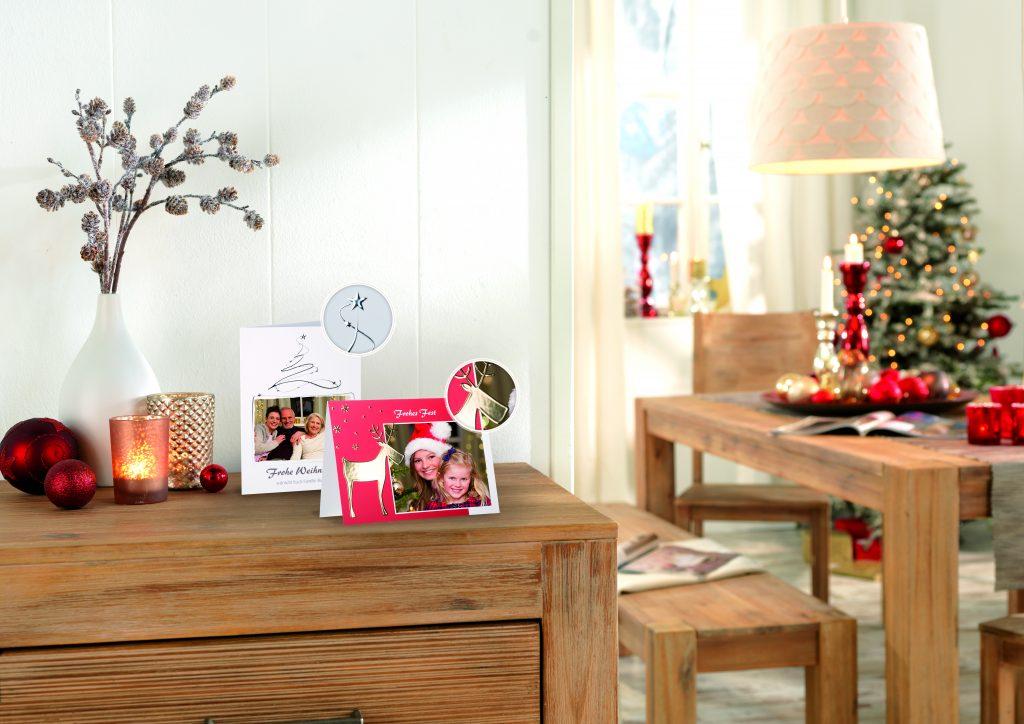 osebne božične voščilnice