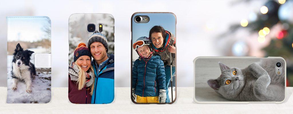 ovitki za pametne mobilne telefone z lastno fotografijo