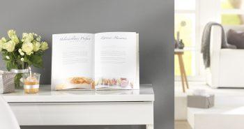 Fotoknjiga s kuharskimi recepti