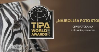 Nagrada TIPA za CEWE FOTOKNJIGO