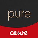 CEWE FOTOKNJIGA Pure - logo aplikacije