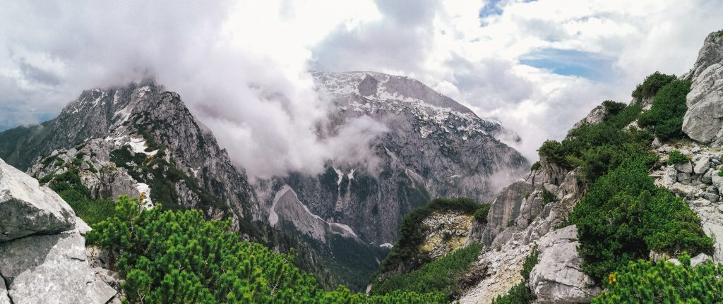 Panorama - gore