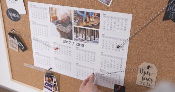 CEWE kreativni nasveti za koledarje