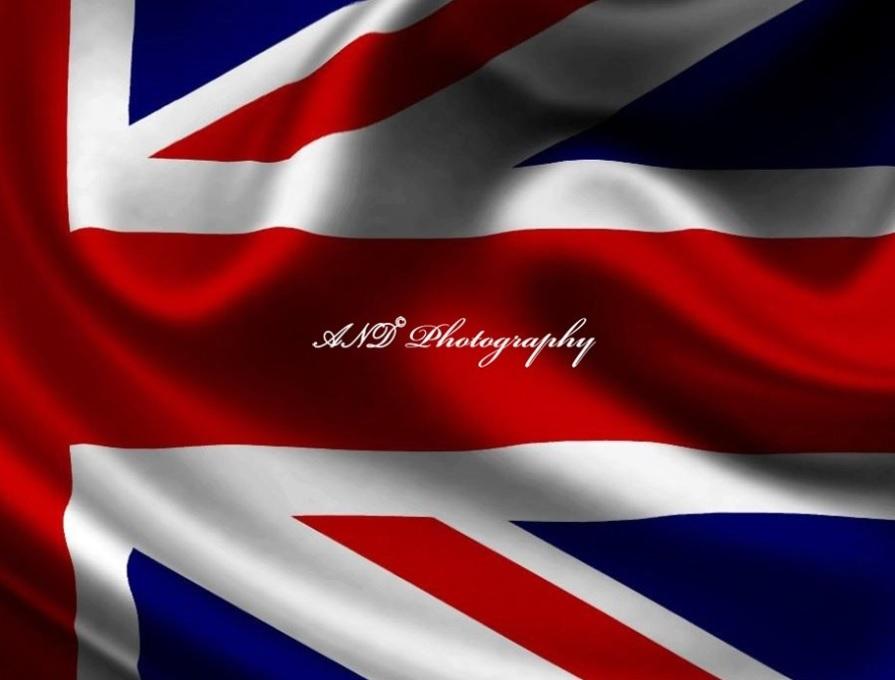 Del zastave Združenega kraljestva