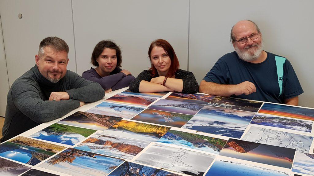 komisija pri izbiri najboljših fotografij