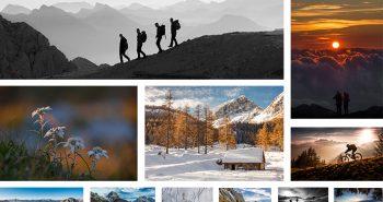 foto natečaj ljubim gore 2018 nagrajene fotografije