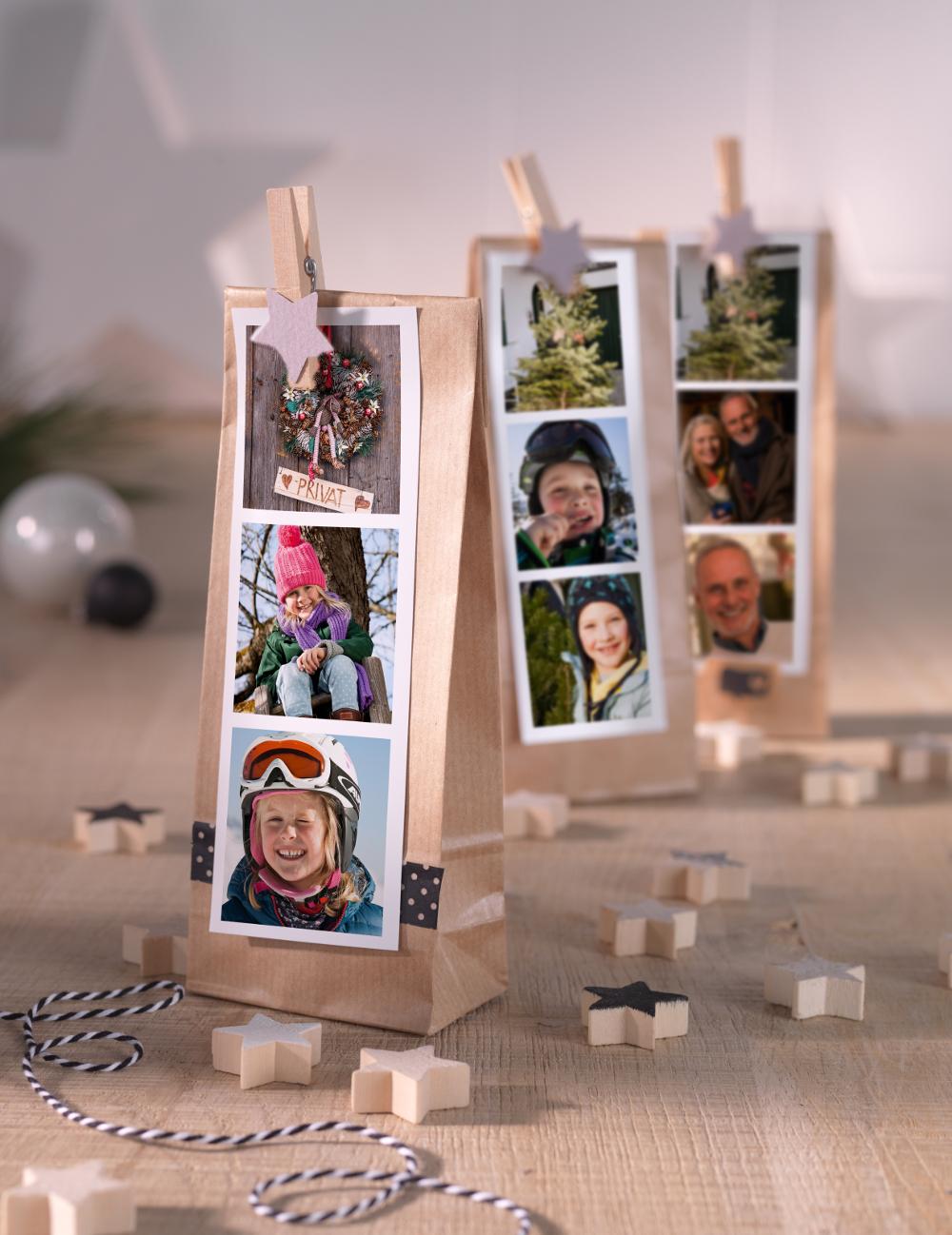 Paketki s fotografijami